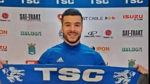 Nemanja Tomašević potpisao za TSC