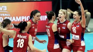 Odbojkašice Srbije osvojile Svjetsko prvenstvo!