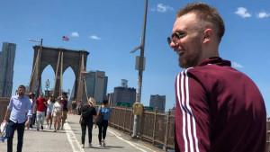 Džanan Musa uživa u New Yorku: Ponosan sam kada s porodicom hodam kroz ovaj grad