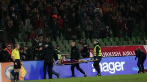 Na stranu rivalstvo: Dvojica igrača FK Željezničar poslali poruku podrške Anelu Hebiboviću