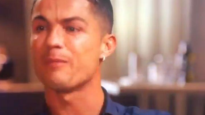 Pogledajte video koji je rasplakao Cristiana Ronalda: Otac je bio itekako ponosan na njega