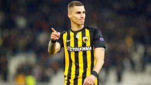 Vranješ igrao 90 minuta u trijumfu AEK-a protiv Panioniosa