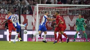 Nevjerovatan gol, pa asistencija Ibiševića za bod Herthe protiv Bayerna