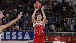 Trojkama Nedovića Armani došao do trijumfa protiv ALBA-e iz Berlina