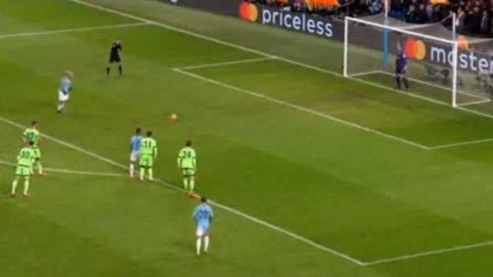 Aguero baš ima hrabrosti: Na ovakav način je izveo penal u ovako bitnom meču