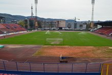 Na Gradskom stadionu i dalje radno
