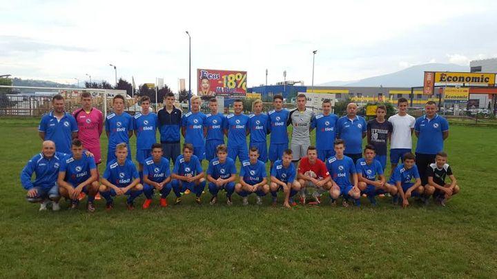 Pioniri NS SBK/KSB spremni za turnir reprezentacija