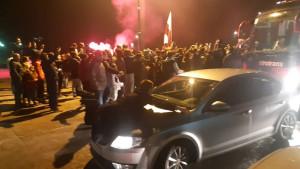 Presretni navijač bacio se na auto kojim je upravljala direktorica FK Sarajevo