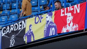 Uklonjen Hazardov baner sa Stamford Bridgea