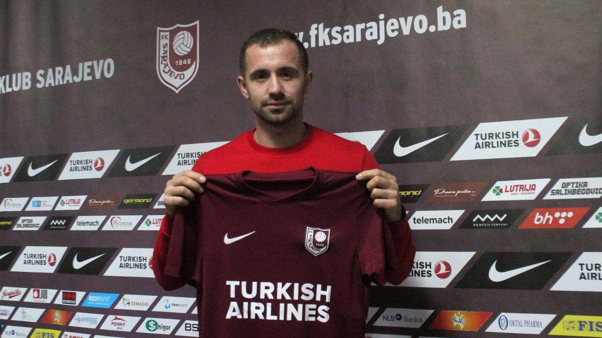 Emir Halilović potpisao za Sarajevo