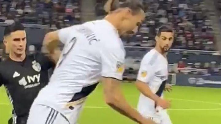 Usudio si se krenuti na Zlatana?
