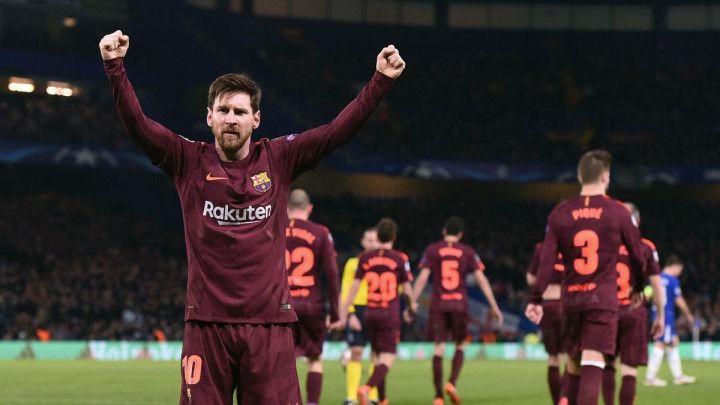 Messi je pogodio protiv Chelseaja, ali postoji još 11 klubova protiv kojih nije