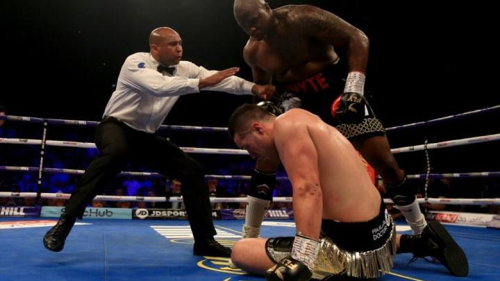 Kapa dole majstori boksa: Whyte u fantastičnoj borbi savladao Parkera!