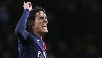 PSG pregazio Caen, četiri gola Cavanija