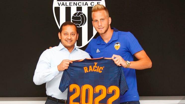 Valencia predstavila novog igrača, odštetna klauzula - 100 miliona eura