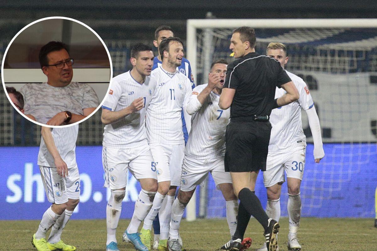"""Husić: """"Dogovor s igračima postignut, dvije opcije za ostatak sezone"""""""