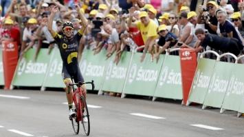 Calmejaneu osma etapa Tour de Francea