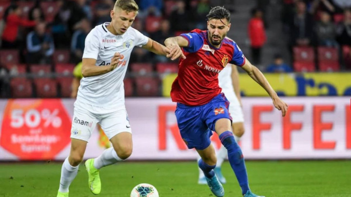 Bećir Omeragić dobio pozive za A i mladu reprezentaciju Švicarske