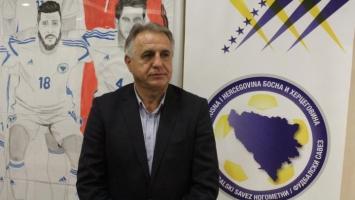 Sofrenić: Novi selektor će biti izabran na narednoj sjednici