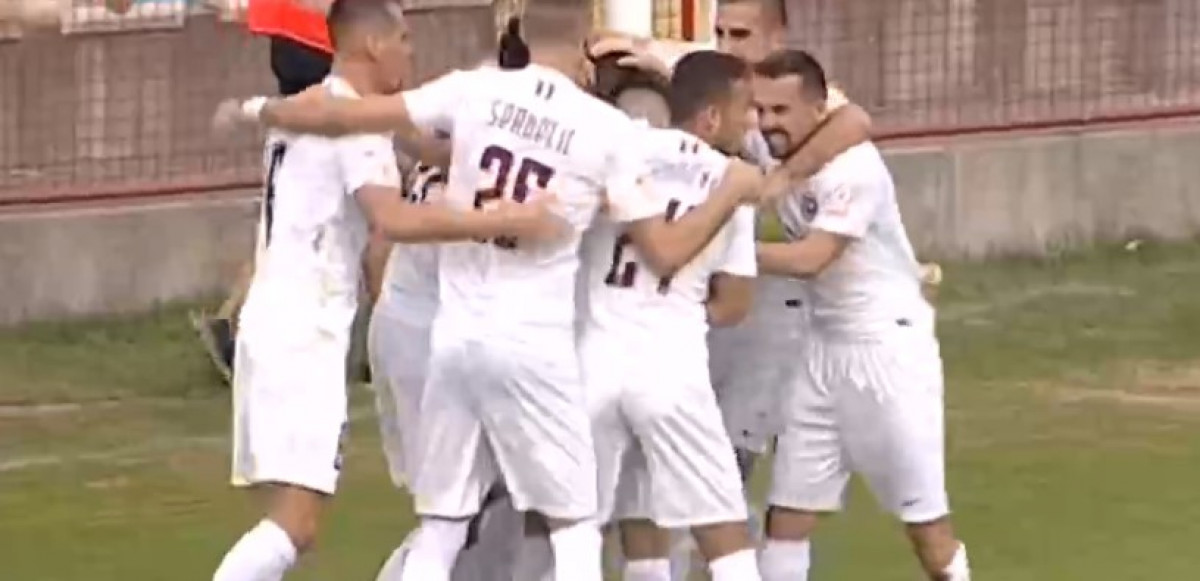 Fantastičan gol Milanovića za vodstvo FK Sarajevo