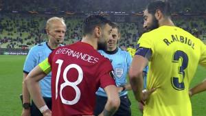 Uoči penala Villareal - Manchester United viđena je najapsurdnija odluka kapitena u historiji finala