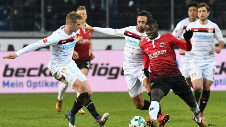 Ludi meč na HDI Areni: Osam golova i podjela bodova Hannovera i Leverkusena