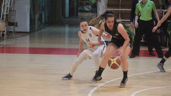 Poraz za porazom: Tuzlanske košarkašice bez trijumfa u novoj godini