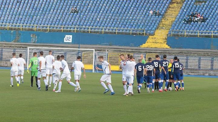 Mladi fudbaler OFK Gradina seli na Grbavicu