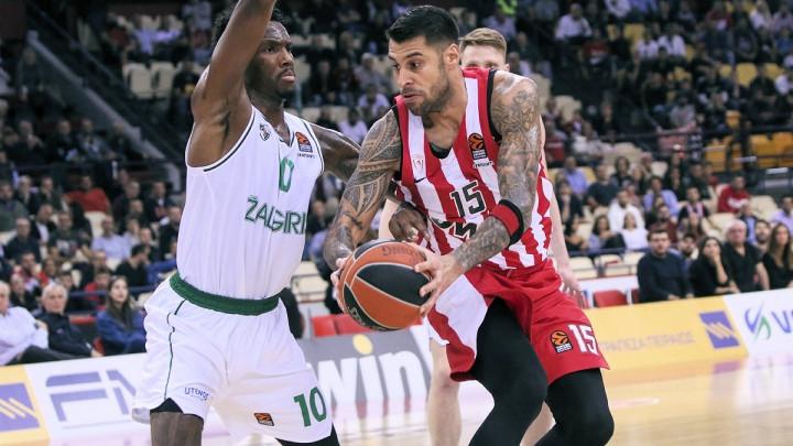 Olympiacos u drugom poluvremenu slomio otpor Žalgirisa