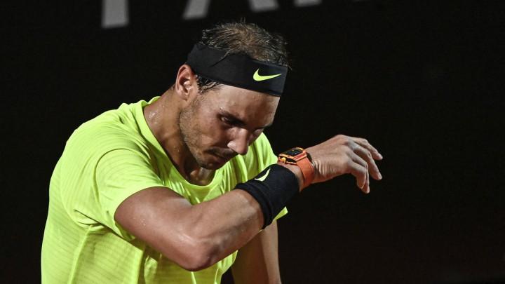 Nadal pronašao alibi za šokantan poraz