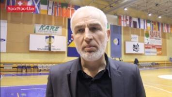 Šećerović: U prvoj četvrtini smo slomili otpor protivnika