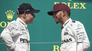 Ego trip: Potresi u Mercedesu uprkos trijumfu Hamiltona, Bottas razočaran