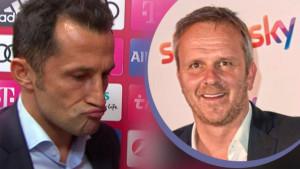 """""""Rat"""" Salihamidžića i Hamanna: """"Lewa nije problem za Bayern, ti si problem za Sky Sports"""""""