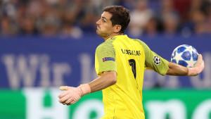 Velika čast: Legendarni Casillas pohvalio golmana Dinama