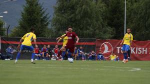 FK Sarajevo bolji od NK Bratstvo uz tri pogotka
