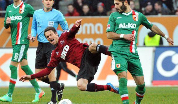Drmić zaustavio seriju Augsburga, važna pobjeda Nurnberga