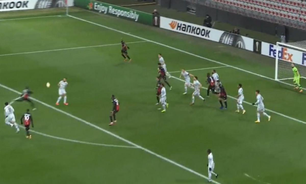 Volej za pamćenje u Nici: Kamara postigao spektakularan gol