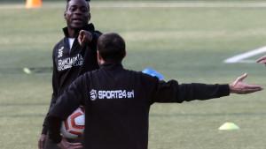 Balotelli avanturu u Monzi počeo odlično, a već uoči drugog meča stigao i prvi problem