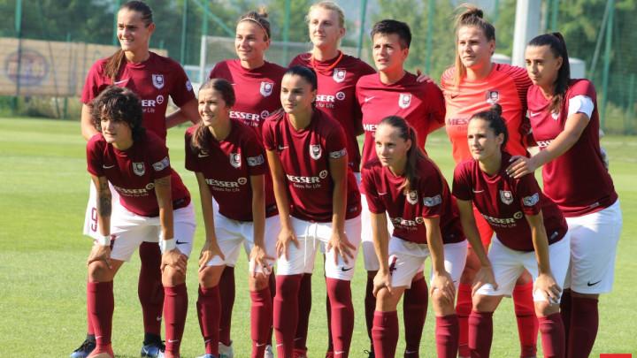 Bordo dame pred velikim ispitom: SFK 2000 protiv Chelseaja