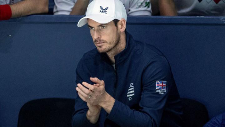 Andy Murray: Mislim da nema tenisa prije septembra