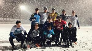 Juniori Posušja jasni: Ni snijeg, ni led nas ne može zaustaviti!