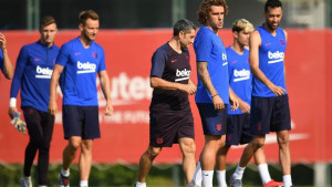 Griezmann debituje za Barcelonu protiv Chelseaja