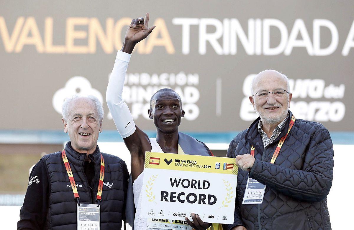 Joshua Cheptegei postavio svjetski rekord na 10 km