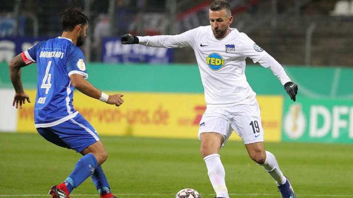Ibiševićevih 300: Hertha čestitala veliki jubilej bh. napadaču