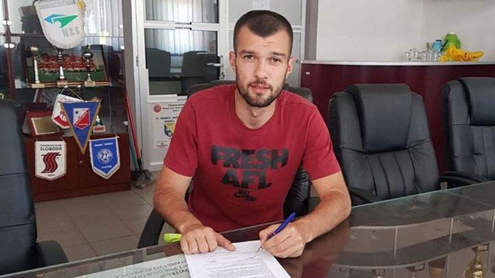 Nakon otkaza u Modriči, Belmin Halilović pronašao novi klub