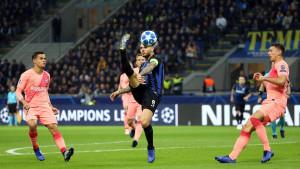 Icardi spasio Inter protiv Barce, Kane junak Spursa, remi Napolija i PSG-a