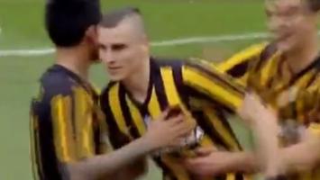 Vranješ postigao prvijenac za AEK