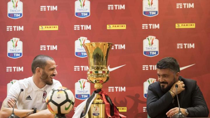 Gattuso najavljuje kvalitetno pojačanje u Milanu