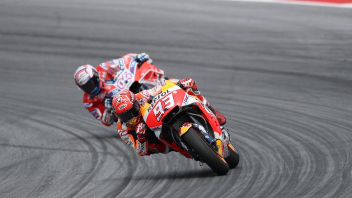 Márquez u utrci sam sa sobom: Formula 1 protiv motocikla