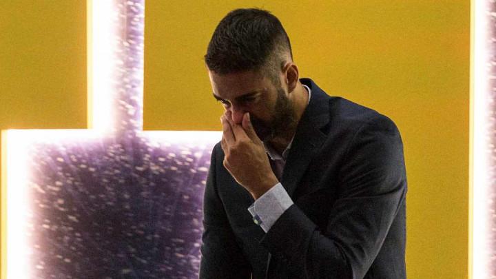 Navarro je trebao biti u Blaugrani, ali je ceremonija otkazana iz tužnog razloga
